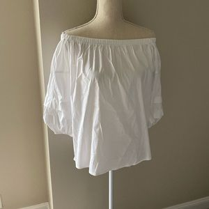 NWT cartise puff sleeve blouse
